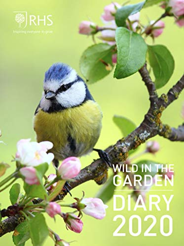 Royal Horticultural Society Wild in the Garden Diary 2020 By Royal Horticultural Society