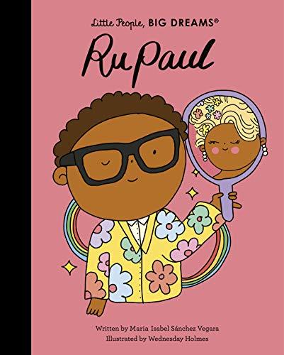RuPaul By Maria Isabel Sanchez Vegara