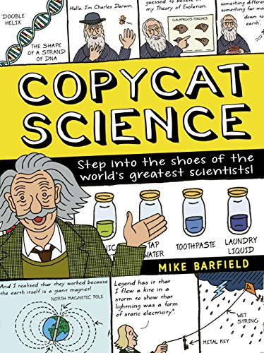 Copycat Science By Mike Barfield