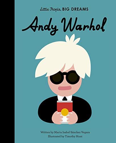 Andy Warhol By Maria Isabel Sanchez Vegara