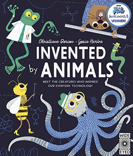 Invented by Animals By Christiane Dorion