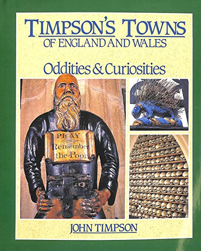 Timpson's Towns of England and Wales By John Timpson