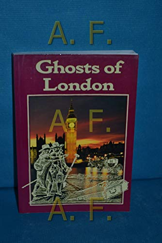 Ghosts of London By John Brooks
