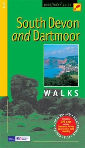 South Devon and Dartmoor: Walks by Crimson Publishing