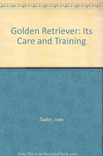 Golden Retriever By Joan Tudor