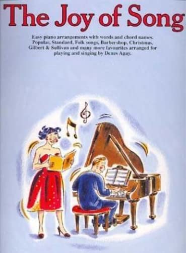 The Joy Of Song By Various