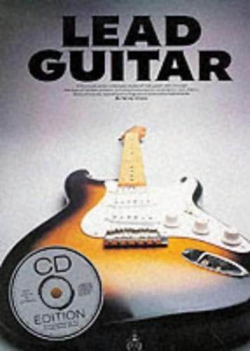 Lead Guitar By Harvey Vinson