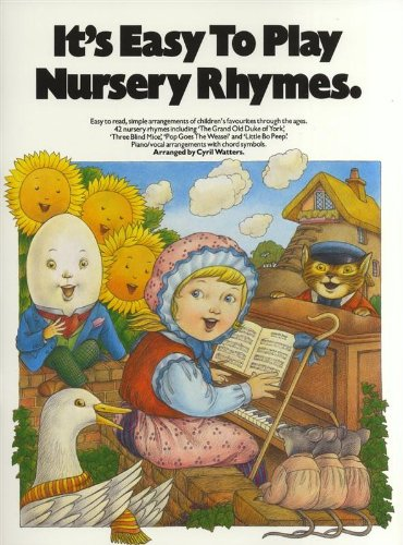 It's Easy to Play Nursery Rhymes By Other