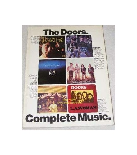 Complete music By Doors (Group)