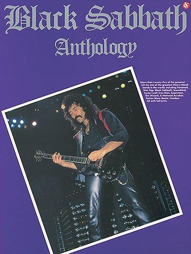 Black Sabbath Anthology By Other