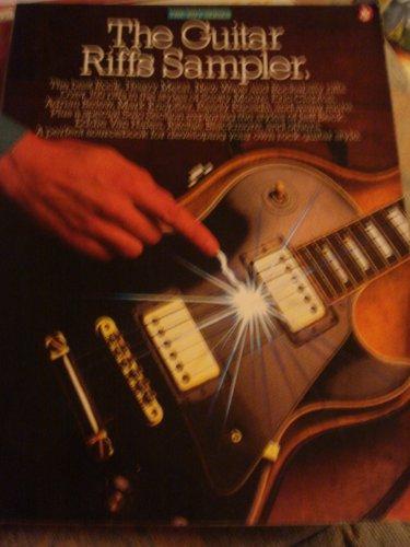The Guitar Riffs Sampler (The Riff Series)