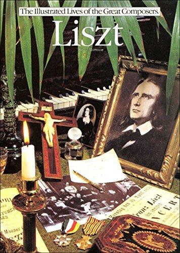 Liszt By Bryce Morrison