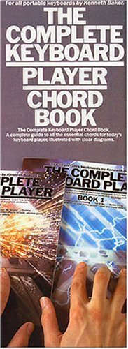 The Complete Keyboard Player By Kenneth Baker