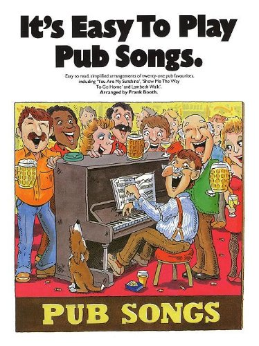 It's Easy to Play Pub Songs By DIVERS AUTEURS