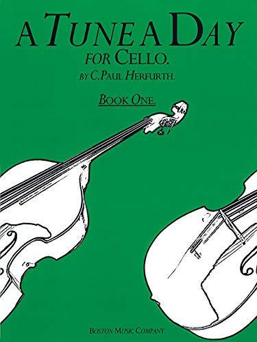 A Tune A Day For Cello Book One By Paul C. Herfuth