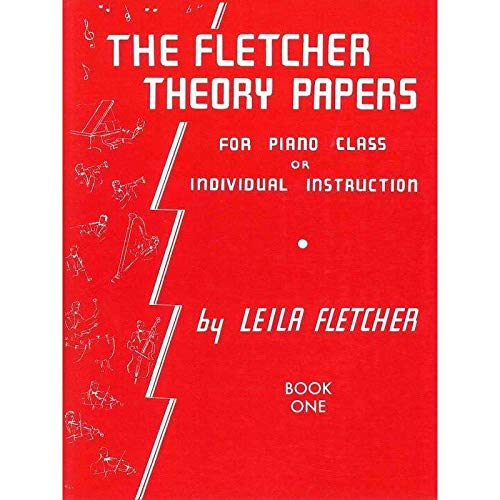 The Fletcher Theory Papers Book 1 By Leila Fletcher