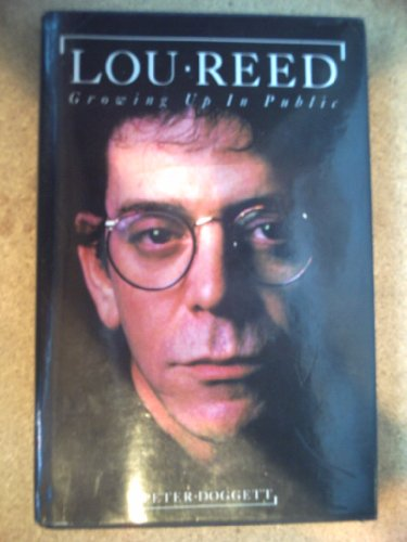 Lou Reed By Peter Doggett