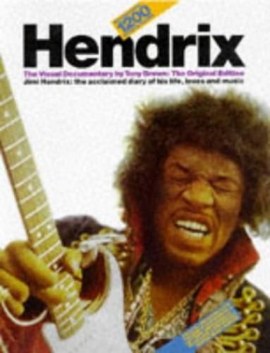 Jimi Hendrix By Tony Brown