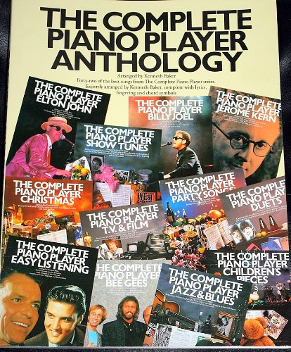 The complete piano player anthology