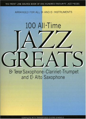 100 All-Time Jazz Greats By Peter Lavender