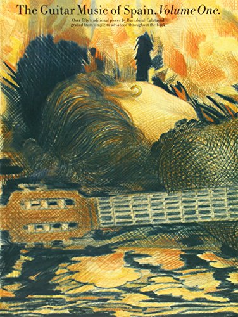 The Guitar Music Of Spain Volume 1 By Edited by John Zaradin