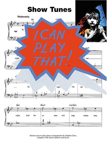 I Can Play That! Showtunes by
