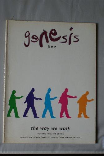 Genesis Live - The Way We Walk By Genesis