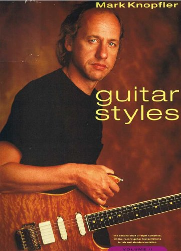 Official Mark Knopfler Guitar Styles By Knopfler, Mark