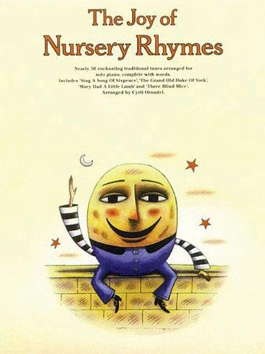 The Joy Of Nursery Rhymes By Cyril Ornadel