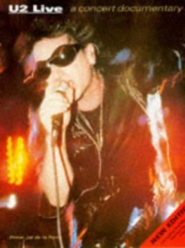 """""""U2"""" Live By Pimm Jal De La Parra"""