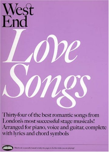 West End Love Songs By #value!