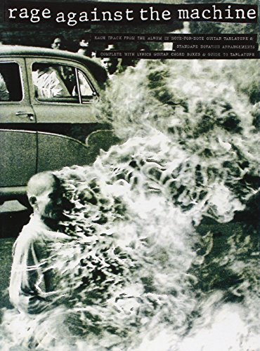 Rage Against the Machine By Rage Against the Machine (Group)