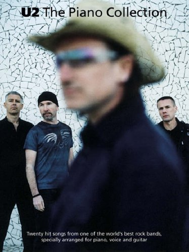 """U2"": The Piano Collection by"