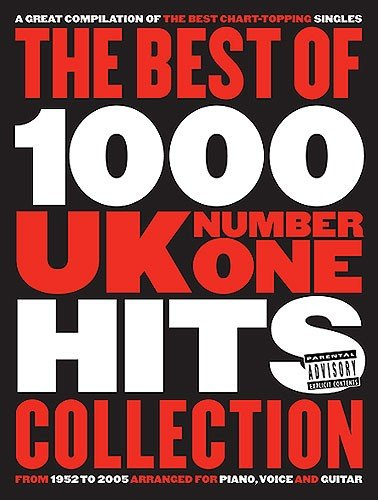 The Best Of 1000 UK No.1 Hits By Various