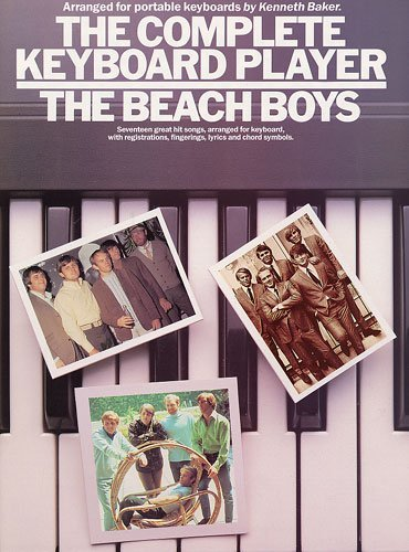The complete keyboard player: The Beach Boys By Beach Boys (Group)