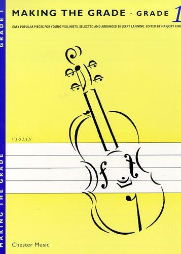 Making the Grade: Violin By Martin Frith