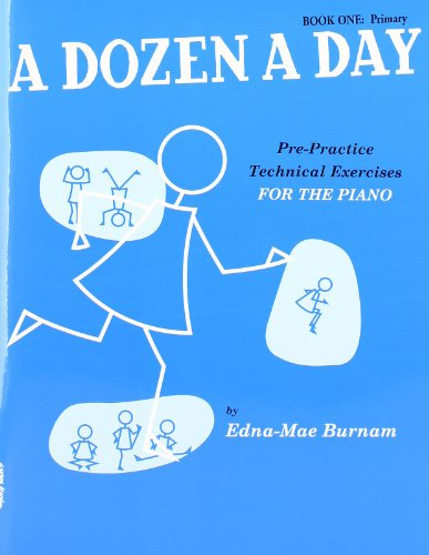 Dozen A Day Book One By Edna-Mae Burnam
