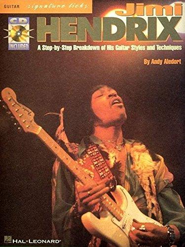 Jimi Hendrix Signature Licks By Andy Aledort