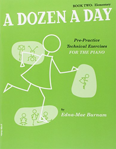 A Dozen A Day: Bk. 2: Elementary by