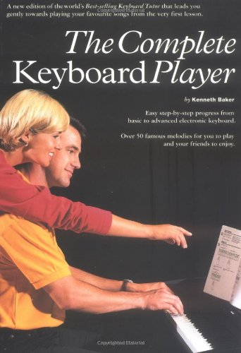 The Omnibus Complete Keyboard Player (The Complete...) By Kenneth Baker