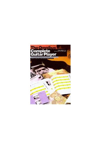 The Omnibus Complete Guitar Player By Russ Shipton