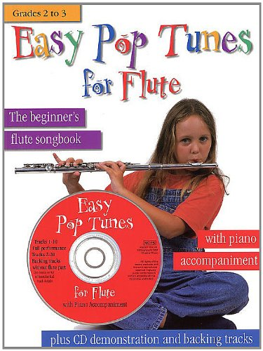 Easy Pop Tunes for Flute Grades 2-3 By Various