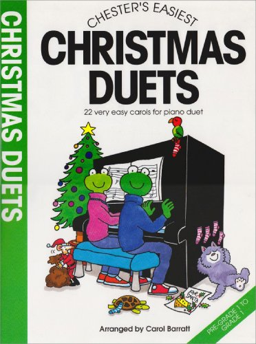 Chester's Easiest Christmas Duets By Various