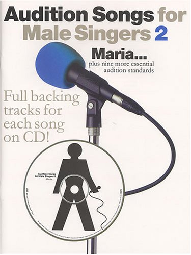 Audition Songs For Male Singers 2 By Divers Auteurs