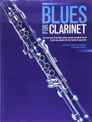 Blues for Clarinet By Various