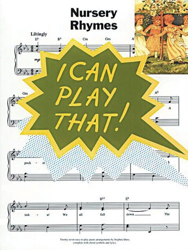 I Can Play That] Nursery Rhymes By Stephen Duro