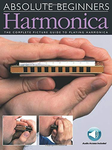 Absolute Beginners: Harmonica (book and CD) by Wise Publications