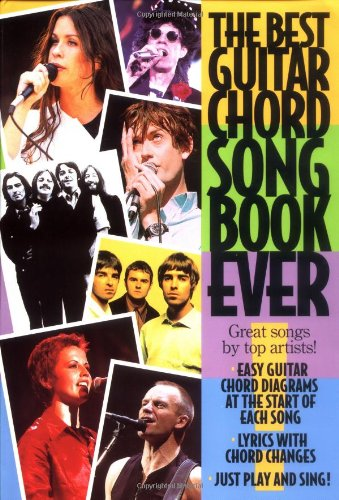 The Best Guitar Chord Songbook...Ever! by