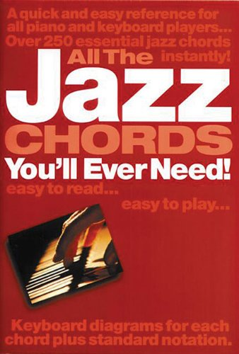 All the Jazz Chords You'll Ever Need! By Jack Long