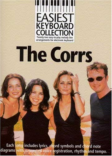 Easiest Keyboard Collection: the Corrs
